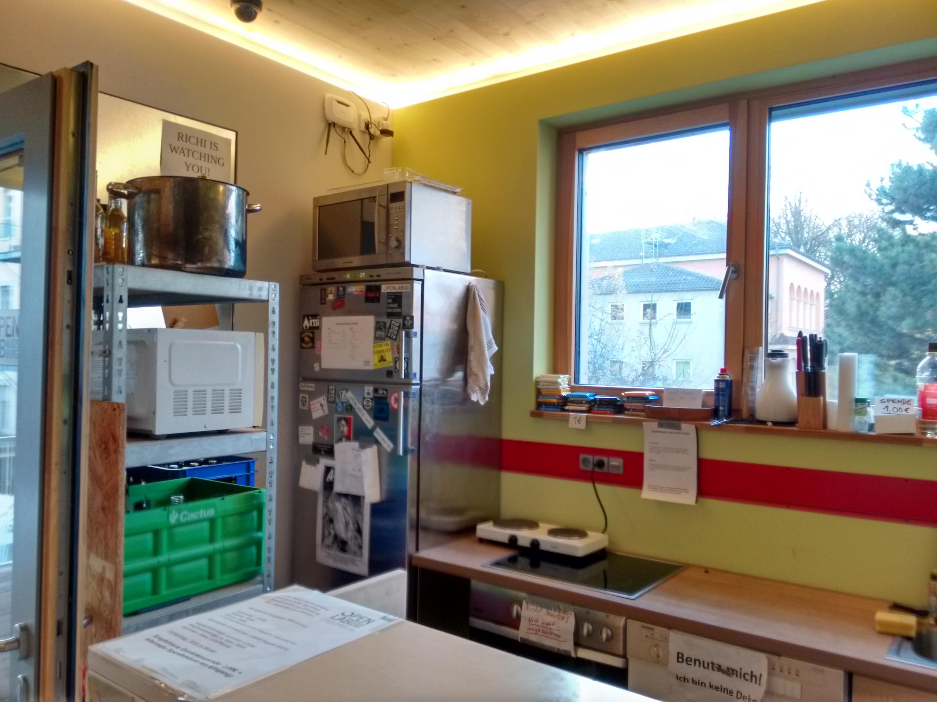Küche   OpenLab Augsburg